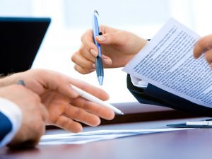 Договор про предоставление услуг по управлению многоквартирных домов